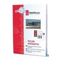 Logiciel Blower Door TECLOG 3