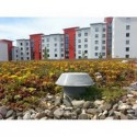 Maisons individuelles groupées et bâtiments résidentiels collectifs. Test de perméabilité à l'air. RT2012