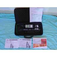 Thermomètre Kimo TKA Sonde SKA 110 Occasion. C'est obligatoire pour faire vos tests d'infiltrométrie en RT2012.