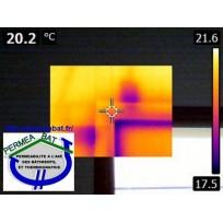Controle pose menuiserie rénovation RTexistant