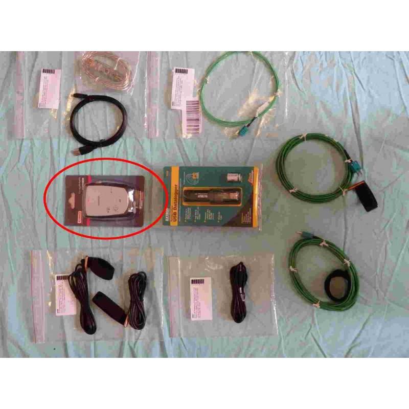 KIMO KT-60-EN : Enregistreur de température ambiante