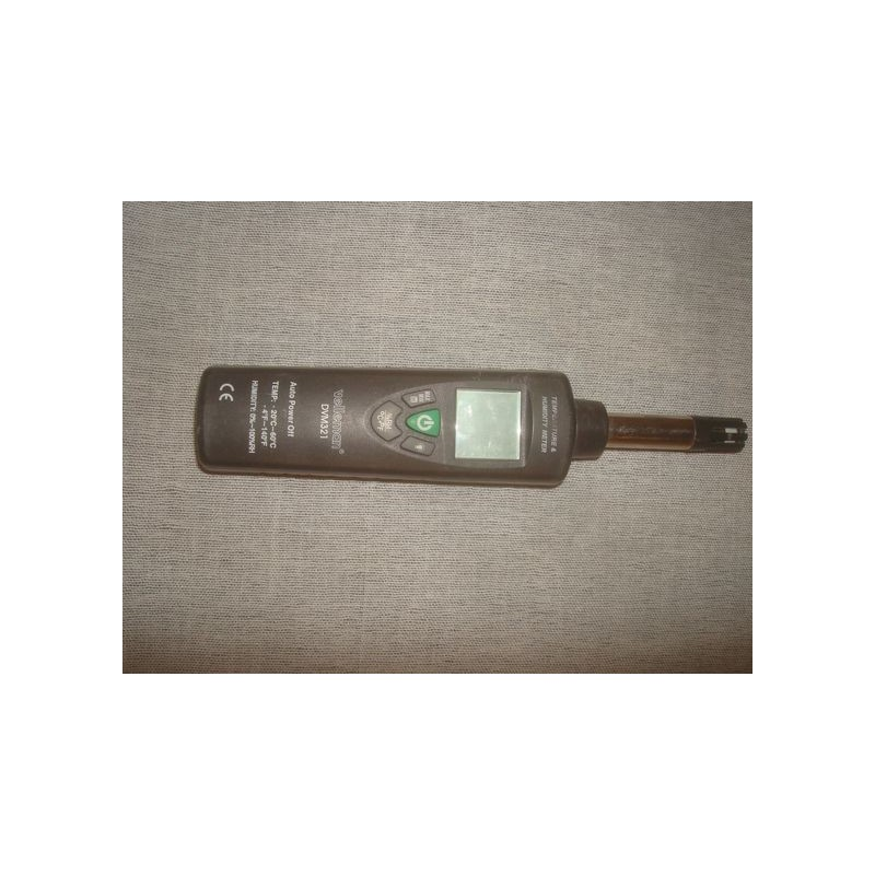 Thermomètre Hygromètre numérique Occasion Velleman