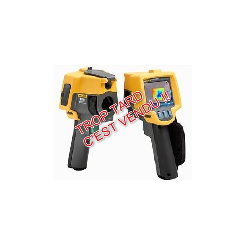 VENDU !! Camera thermique Fluke FLK-TiR1, Matériel pour les professionnels du batiment et en infiltrométrie RT2012.