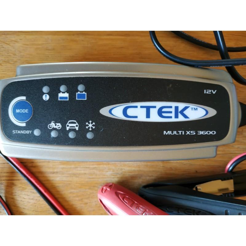Chargeur de batterie CTEK - Multi XS 3600