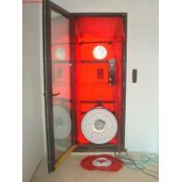 Porte Blower Door Minneapolis Ventilateur Calibré Occasion