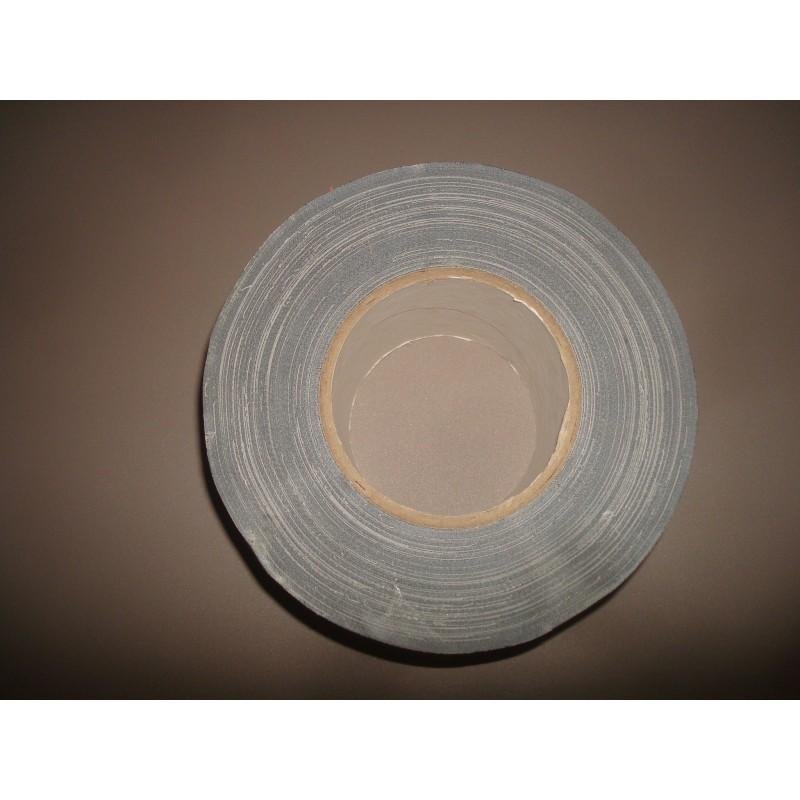 """Scotch """"spécial test infiltrométrie"""" 7.5cmx50m, vue de coté."""
